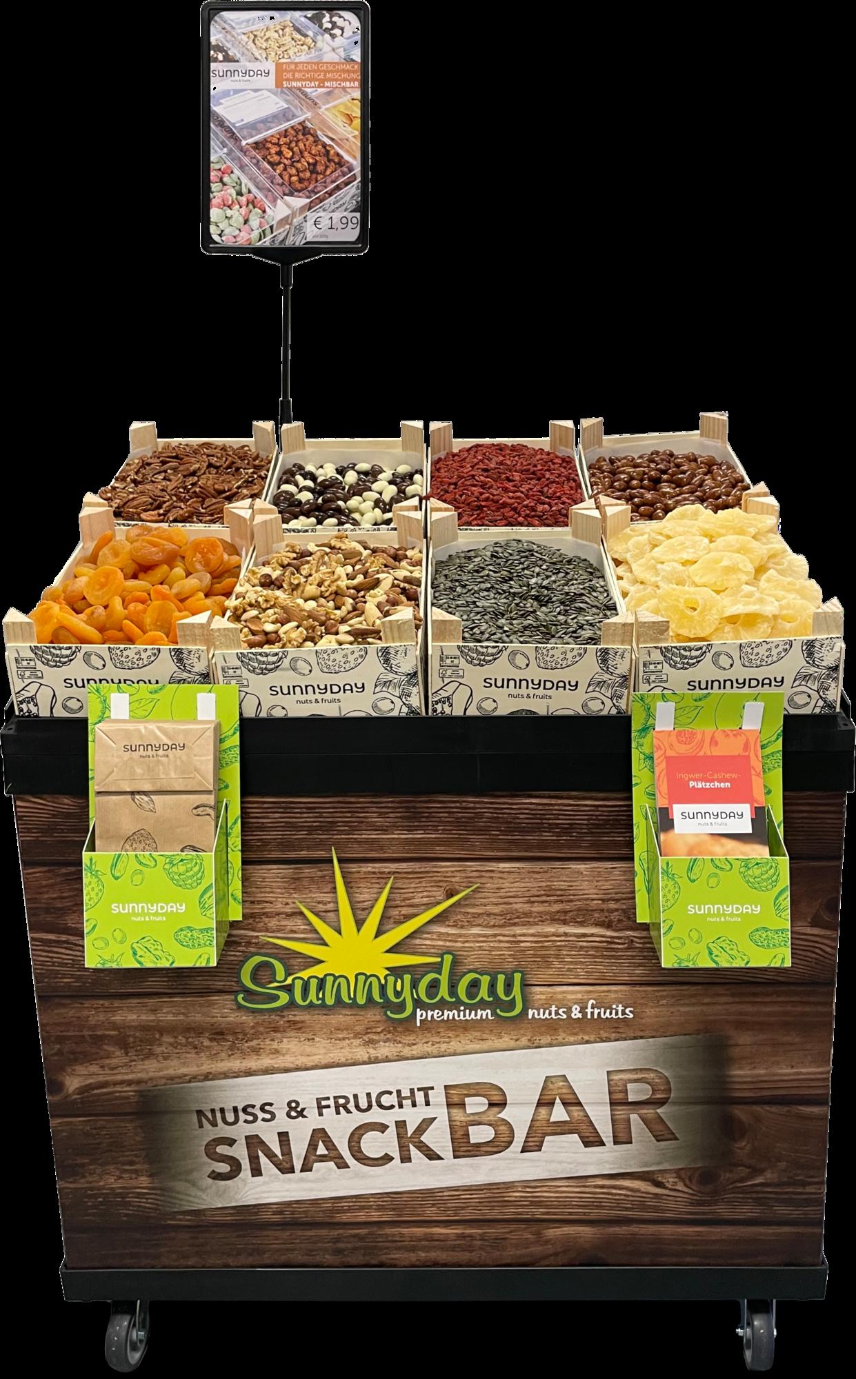 Sunnyday-Snackbar