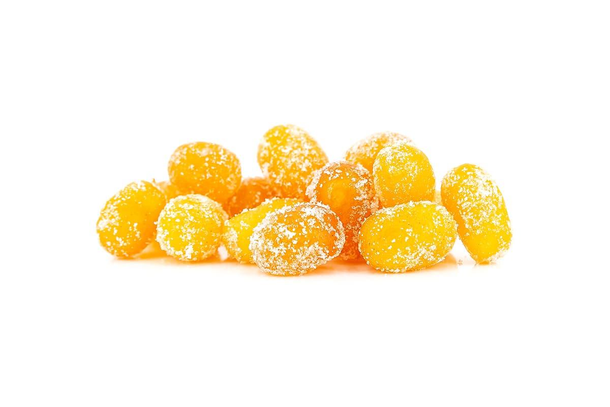Kumquats ganze Früchte