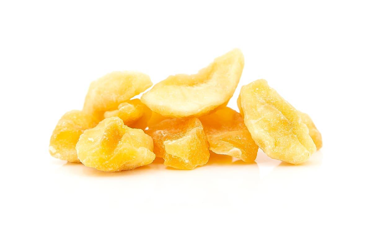 Apfel Stücke