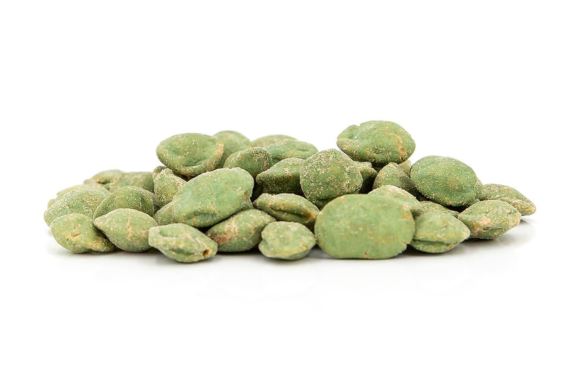 Wasabi-Erdnüsse Japanische Art